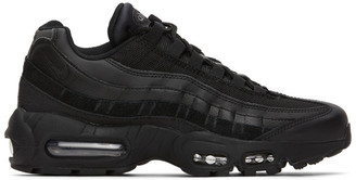 Nike Black Air Max 95 Essential Sneakers