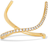 Anissa Kermiche - 14-karat Gold Diamond Ring