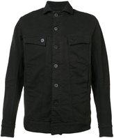 11 By Boris Bidjan Saberi denim jacket - men - Cotton/Spandex/Elastane - M