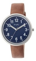 Simplify The 2600 Navy Watch.