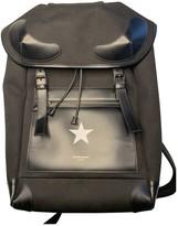 Givenchy Black Cloth Bag