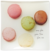 Kate Spade Snap Happy Square Tray, Macaroons