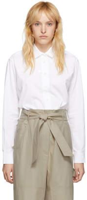 Totême White Capri Shirt