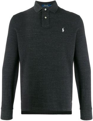 Polo Ralph Lauren Classic Long-Sleeve Polo-Shirt