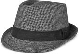 Sean John Men's Fabric Fedora