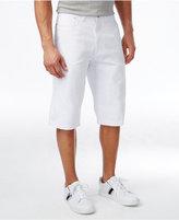 Sean John Men's Angled Denim Shorts, Only at Macy's