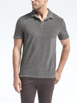 Banana Republic French Terry Polo