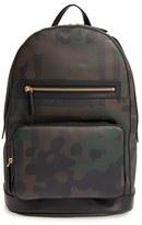 Burberry 'Marden' Camo Print Backpack