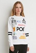 Forever 21 Atari Games Sweatshirt