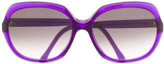 Mykita Emanuelle oversized frame sunglasses