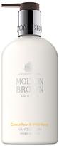 Molton Brown Comice Pear & Wild Honey Hand Lotion, 300ml