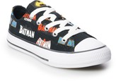Converse Boys' Chuck Taylor All Star Batman 80th Anniversary Collaboration Sneakers