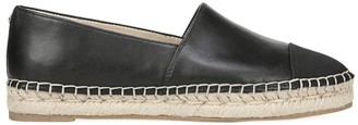 Sam Edelman Krissy Leather Slip-On Espadrilles
