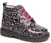 Bopy Kids's Baviere Zip-Up Ankle Boots In Multicolor - Size Uk 6 Infant / Eu 23