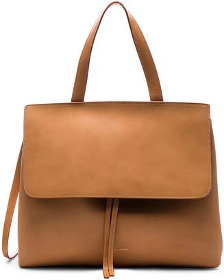 Mansur Gavriel Lady Bag in Cammello & Rosa | FWRD