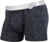 MyPakage Men' Weekday High-Vi Camo Trunk Underwear Multi-Color
