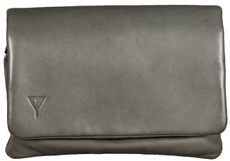 Taylor Yates Frances Clutch and Crossbody In Storm