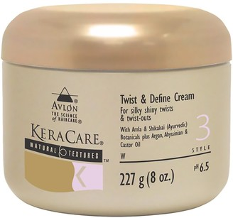 KeraCare by Avlon Natural Textures Twist and Define Cream 227g