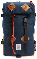 Topo Designs Men's 'Klettersack' Backpack - Black