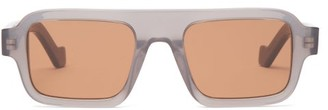 Loewe Square Acetate Sunglasses - Grey