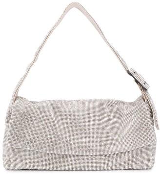 Benedetta Bruzziches All-Over Rhinestone Embellished Bag