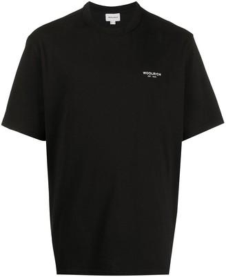 Woolrich logo-print T-shirt