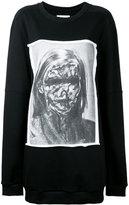 Strateas Carlucci printed sweatshirt