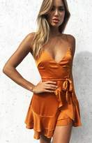 Beginning Boutique Lumi Dress Copper