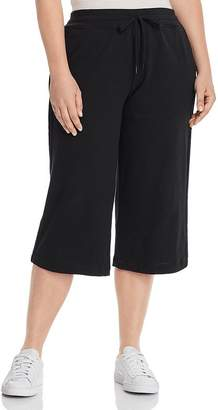 Andrew Marc Plus Jersey Lounge Culottes