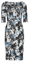 Erdem Kirsten printed jersey dress