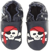 Robeez Pirate Dude Boys Soft Sole Boys Shoes