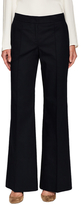 Lafayette 148 New York Kenmare Cotton Flared Pant