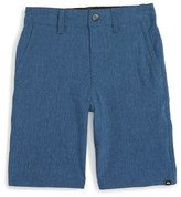 Quiksilver Toddler Boy's 'Double Dip Amphibian' Hybrid Shorts