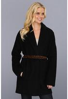 BCBGMAXAZRIA Allesandra Classic Coat