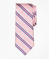Brooks Brothers Check Stripe Tie