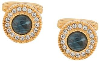 Dolce & Gabbana Stone-Embellished Cufflinks
