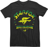 Novelty T-Shirts Nintendo Short-Sleeve Cotton Starfox Tee