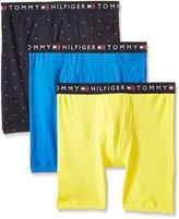 Tommy Hilfiger Men's 3-Pack Assorted Boxer Brief Traveler Pack