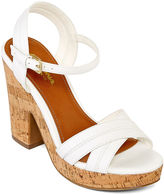 Arizona Under Womens Heeled Sandals