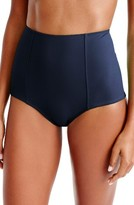 J.Crew Women's Vertigo High Waist Bikini Bottoms