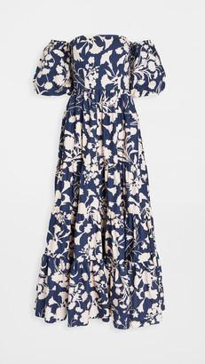 Cara Cara Wethersfield Off Shoulder Dress