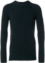 Balmain crew neck jumper