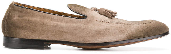 Doucal's tassel loafers
