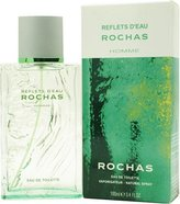 Rochas Reflets D'Eau for Men 3.4 oz Eau de Toilette Spray