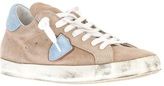 Philippe Model lace up trainer