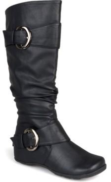 Journee Collection Women's Extra Wide Calf Paris Boot Women's Shoes