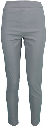 Avenue Montaigne Light Grey Pull On Pant