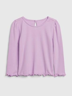 Gap Toddler Ribbed Knit Shirt