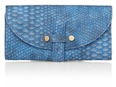 French Connection Desert Croc Wallet
