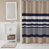 Izod Classic Stripe Shower Curtain